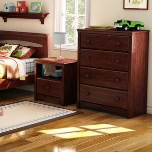 Sweet Morning 4 Drawer Chest by South Shore