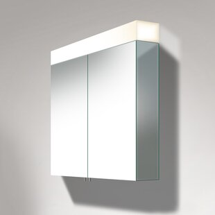 Delos 29.88  x 47.25  Surface Mount Medicine Cabinet with LED Lighting. by Duravit & Duravit Medicine Cabinets Youu0027ll Love | Wayfair