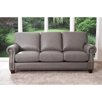 Whipton Top Grain Leather Sofa
