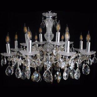 Astoria Grand Roeder 12-Light Chandelier