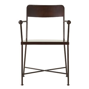 owasso metal dining chair