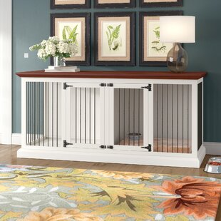 Dog Crate Furniture End Tables You Ll Love Wayfair Ca