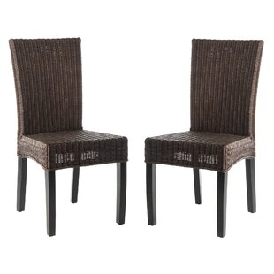 Buddy Side Chair (Set of 2) by Bay Isle H..