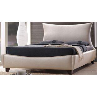 Cheer Upholstered Platform Bed