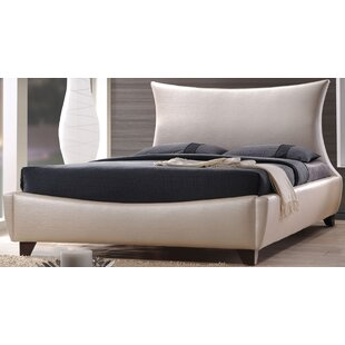 Cheer Upholstered Platform Bed by Mercer41