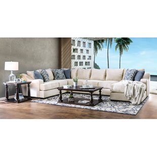 Naylor Sectional by Rosecliff Heights Great price