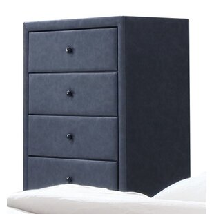 Bodnar 5 Drawer Standard Chest
