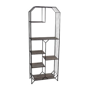 Gassville Metal Iron Baker's Rack by..