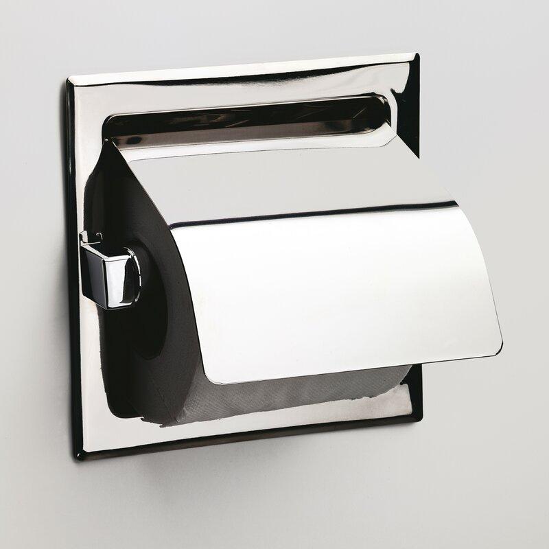 Shavonne Wall Mounted Toilet Roll Holder