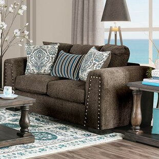 Darby Home Co ExchangeLoveseat