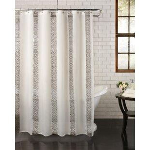 Chloe Fabric Shower Curtain