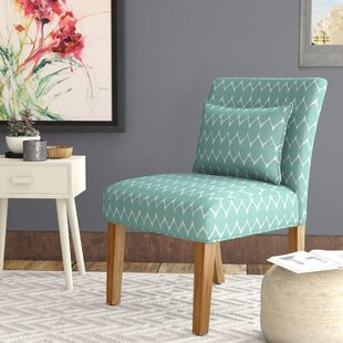 Wrought Studio Blackmore Slipper Chair