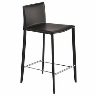 Jarrard 26 Bar Stool (Set of 2) Orren Ellis