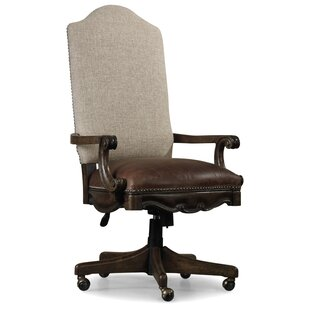 Rhapsody Genuine Leather Task Chair
