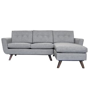 Swell Callie Right Hand Facing Modern Sectional Pabps2019 Chair Design Images Pabps2019Com