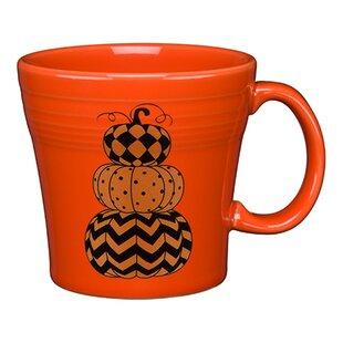 Geo Pumpkins Coffee Mug