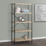 Mcnaughton Etagere Bookcase by 17 Stories