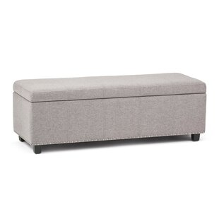 Simpli Home Kingsley Large Storage Bench