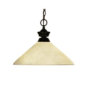 Fleur De Lis Living Beecroft 1-Light Cone..