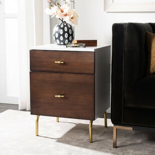 Breton 2 Drawer Nightstand by Corrigan Studio