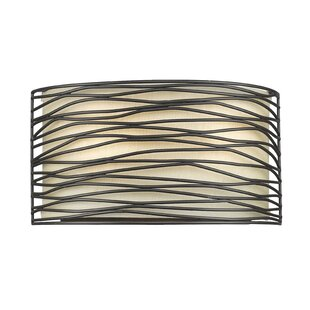 Reviews Cotner 2-Light Wall Sconce By Z-Lite