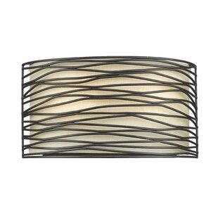 Bargain Cotner 2-Light Wall Sconce By Z-Lite