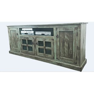 Astoria Rustic TV Stand for TVs up to 78 by Longshore Tides