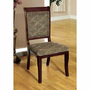 Dahlgren Upholstered Dining Chair (Set of 2) Fleur De Lis Living