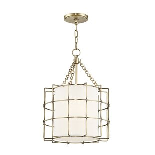 Brayden Studio Tahlequah 2-Light Pendant