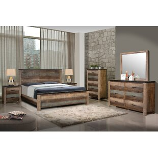 Reidy Panel Bed