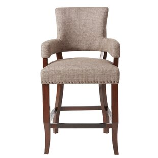 Darby Home Co Gilberton Bar Stool