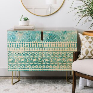 Schatzi Bohemian Credenza by East Urban Home