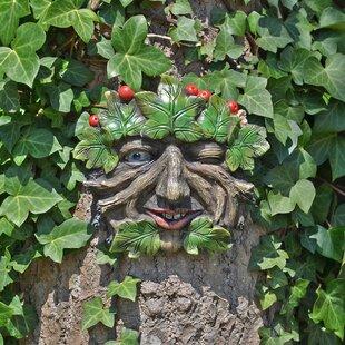 Laursen Plaque Root Berry Hanging Decor Image