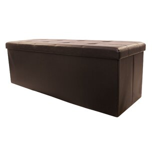 Deals Collapsible Storage Ottoman By Wee's Beyond