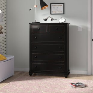 Aerial 5 Drawer Chest