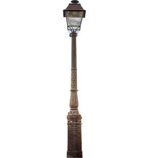 Paris Street Lamp Cardboard Standup