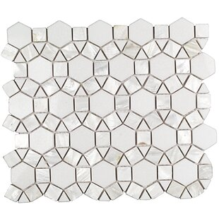 Noble Random Sized Marble Mosaic Tile