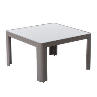 Zullo Aluminium Coffee Table By Sol 72 Outdoor
