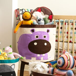 Hippo Storage Bin By 3 Sprouts