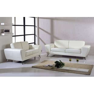 Alonso Configurable Living Room Set by Wade Logan