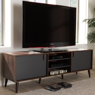 Garret TV Stand for TVs up to 55 by George Oliver