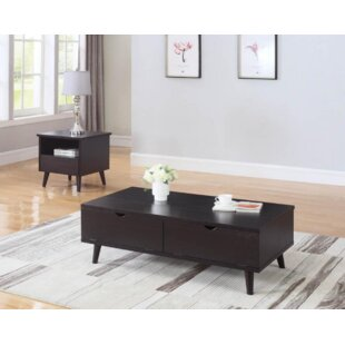 Gauvin 2 Piece Coffee Table Set