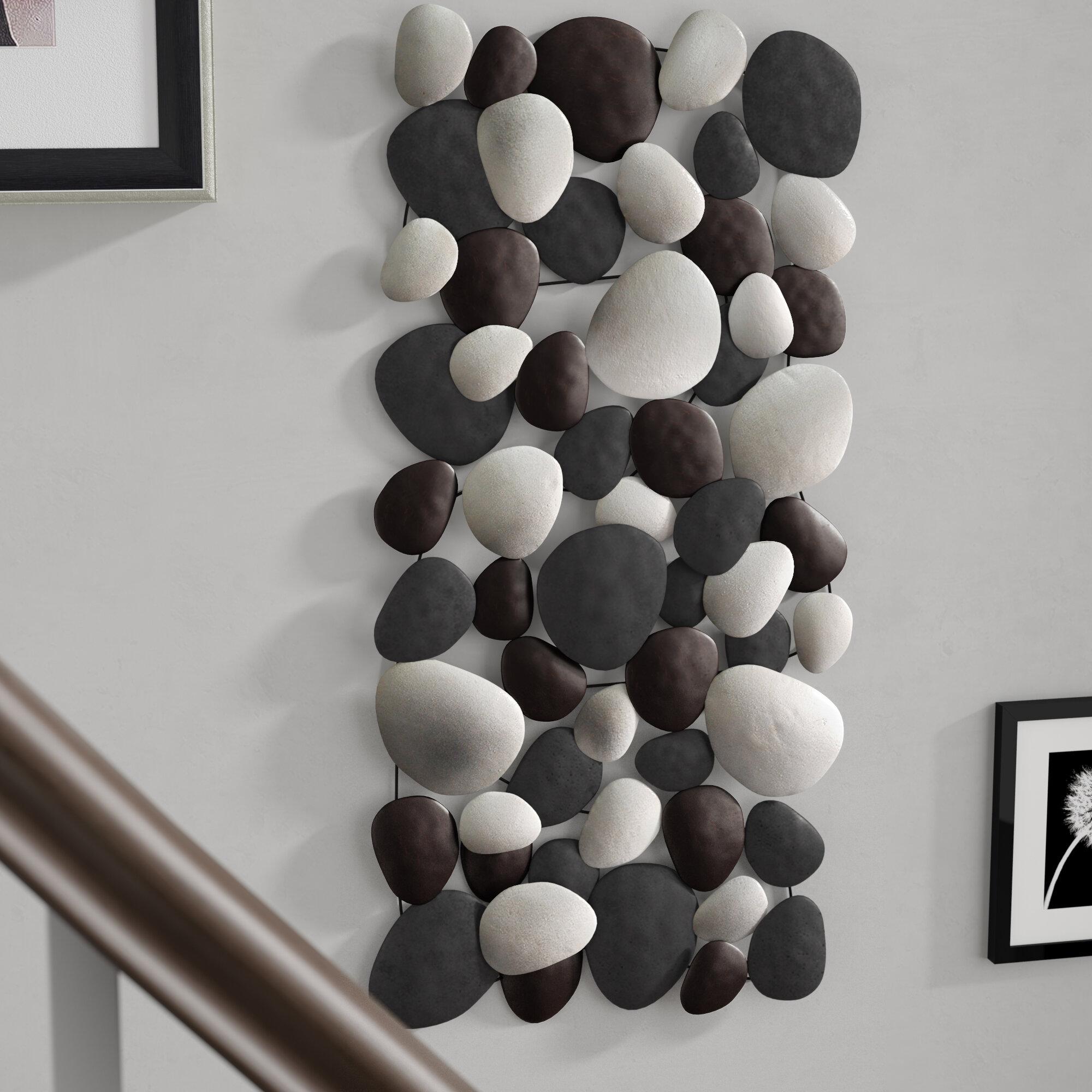 Alaska Home Steel Cutout Decorative Metal Wall Sculpture Art Hanging Decor