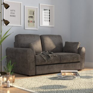 Virginis 2 Seater Sofa Bed By Wrought Studio
