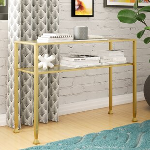 Collingdale Console Table by Mercury Row