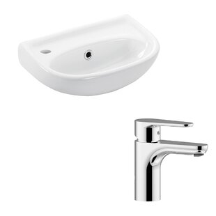 WS Bath Collections Basic Ceramic 16