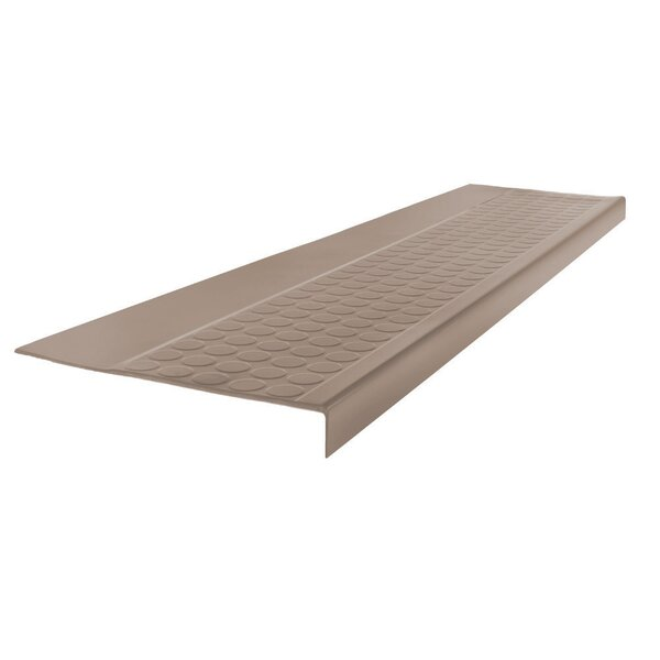 Roppe 48 Low Profile Square Nose Stair Tread Wayfair