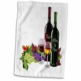 Wine And Grape Kitchen Decor | Wayfair