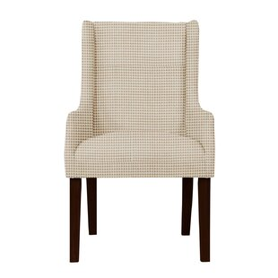 Red Barrel Studio Larrabee Upholstery Cotton Arm Chair