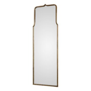 Everly Quinn Vertical Wall Mounted Accent Mirror